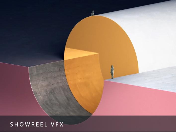 SHOWREEL VFX