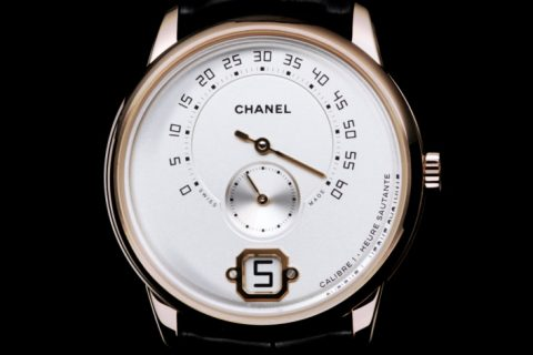 Chanel – Montre Monsieur