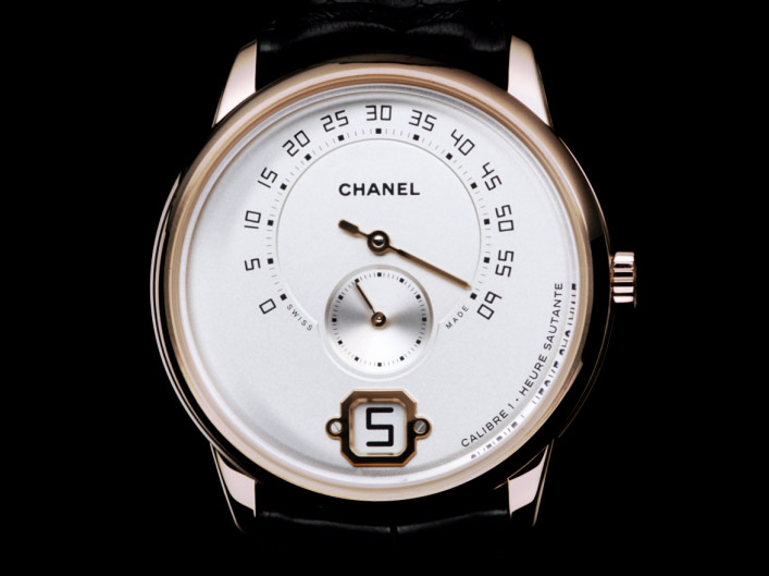 Chanel – Montre Monsieur
