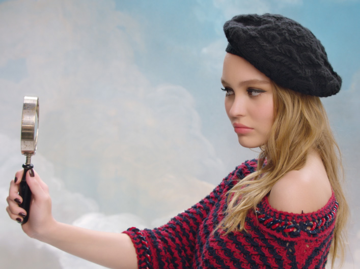 Chanel Beauty Talk – Lily Rose Depp