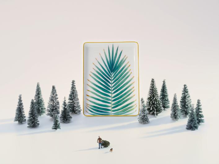 Hermès – l'Orange de Noël